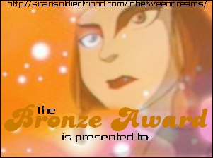 The Bronze Award