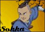 Sokka - Wanna-be Soldier